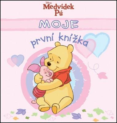 Obrázok Medvídek Pú Moje první knížka