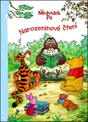 Obrázok Medvídek Pú Narozeninové čtení