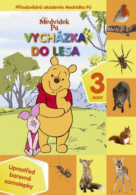 Obrázok Medvídek Pú Vycházka do lesa