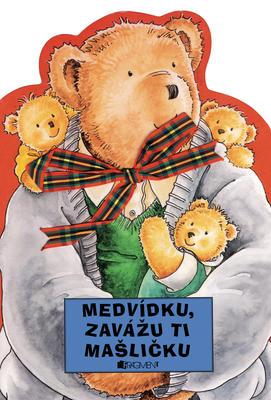 Obrázok Medvídku, zavážu ti mašličku!