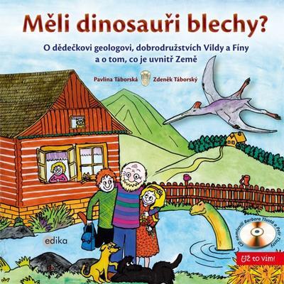 Obrázok Měli dinosauři blechy?