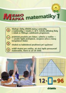 Obrázok MemoMapka matematiky 1