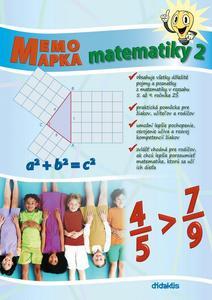 Obrázok MemoMapka matematiky 2