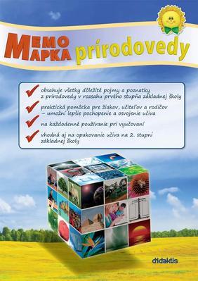 Picture of MemoMapka prírodovedy