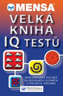 Obrázok Mensa Velká kniha IQ testů