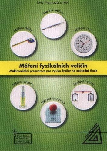 Měření fyzikálních veličin na CD - Eva Hejnová