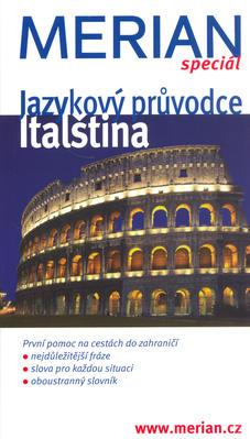 Obrázok Merian speciál Jazykový průvodce italština
