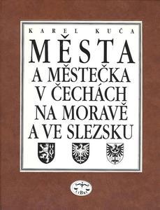 Obrázok Města a městečka 6.díl v Čechách na Moravě  a ve Slezsku