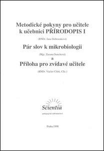 Obrázok Metodické pokyny pro učitele k učebnici Přírodopis I.
