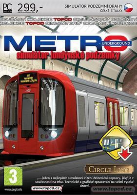 Obrázok Metro: Simulátor londýnské podzemky