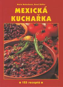 Obrázok Mexická kuchařka