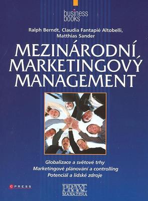 Obrázok Mezinárodní marketingový management