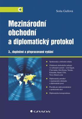 Obrázok Mezinárodní obchodní a diplomatický protokol