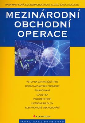 Obrázok Mezinárodní obchodní operace