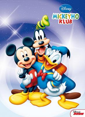 Obrázok Mickeyho klub