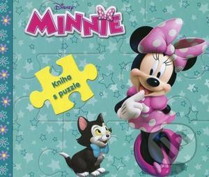 Obrázok Minnie Kniha s puzzle