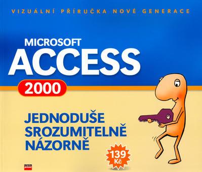 Obrázok Microsoft Access 2000