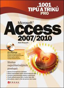 Obrázok Microsoft Access 2007/2010 + CD ROM