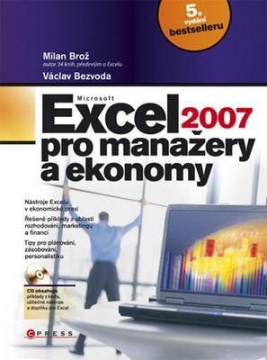 Obrázok Microsoft Excel 2007 pro manažery a ekonomy
