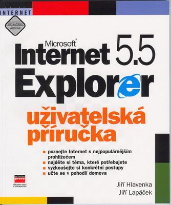 Obrázok Microsoft Internet Explorer 5.5