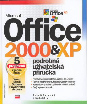 Obrázok Microsoft Office 2000 a  XP