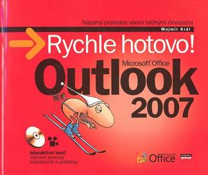 Obrázok Microsoft Office Outlook 2007 + CD