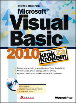 Picture of Microsoft Visual Basic 2010