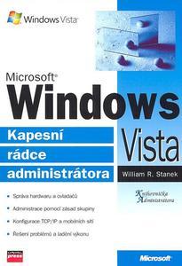 Obrázok Microsoft Windows Vista Kapesní rádce administrátora