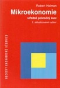 Picture of Mikroekonomie 2. aktualizované vydání