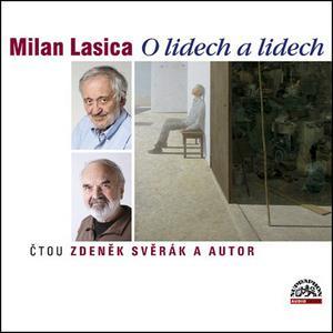 Obrázok Milan Lasica O lidech a lidech
