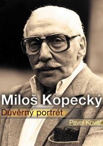 Obrázok Miloš Kopecký Důvěrný portrét