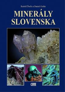 Obrázok Minerály Slovenska