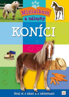 Obrázok Minialbum Koníci