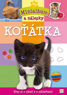 Obrázok Minialbum Koťátka