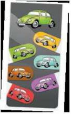 Obrázok Mini auto záložka do knihy magnet