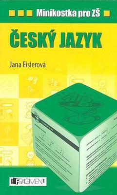 Minikostka pro ZŠ Český jazyk