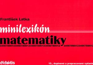 Obrázok Minilexikón matematiky