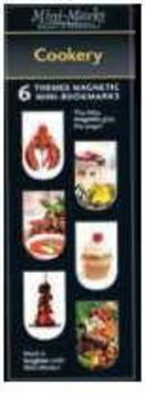 Mini mark záložky Cookery