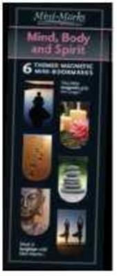 Obrázok Mini mark záložky Mind Body a nd Spirit