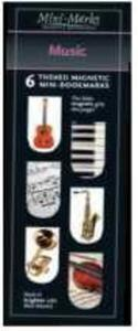 Obrázok Mini mark záložky Music