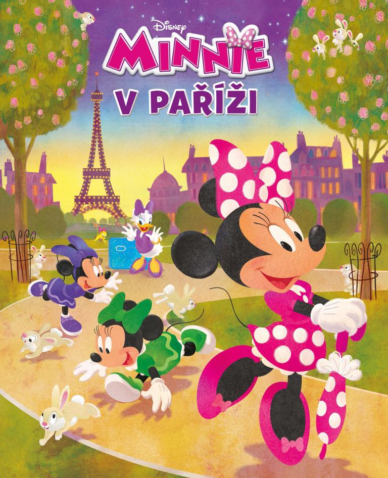 Minnie v Paříži