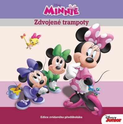 Obrázok Minnie Zdvojené trampoty