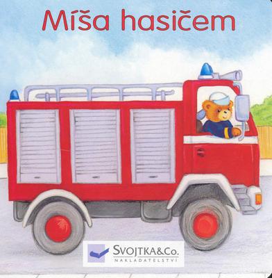 Obrázok Míša hasičem