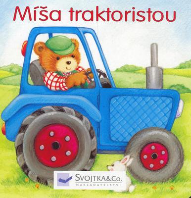 Obrázok Míša traktoristou