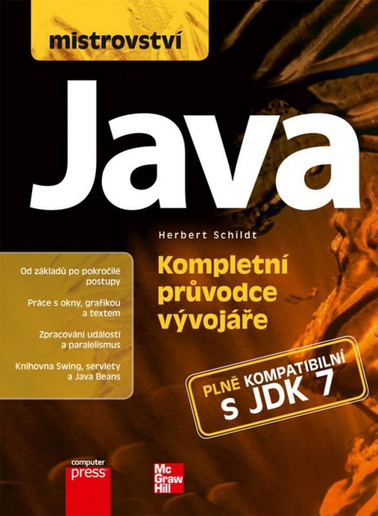 Mistrovství Java - Herbert Schildt
