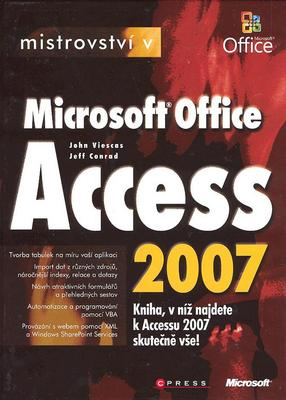Obrázok Mistrovství v Microsoft Office Access 2007