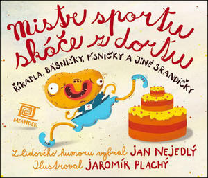 Obrázok Mistr sportu skáče z dortu