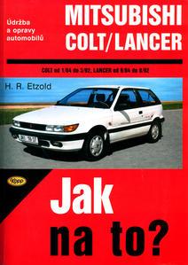 Obrázok Mitsubishi Colt od 1/84 do 3/92, Mitsubishi Langer od 9/84 do 8/92