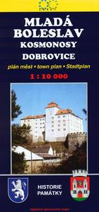 Obrázok Mladá Boleslav 1:10 000  ŽAKET