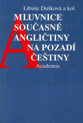 Obrázok Mluvnice současné angličtiny na pozadí češtiny